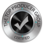 Top Producer Group Certified Real Estate Coaching Emblem