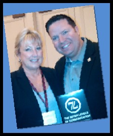 Coach Carol Mazur with 7L real estate author Michael J Maher