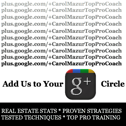 Coach Carol Mazur Real Estate Coaching