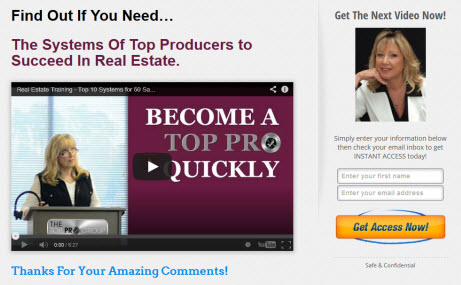 Real Estate Coach Webinar