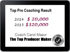 Real Estate Coaching Results
